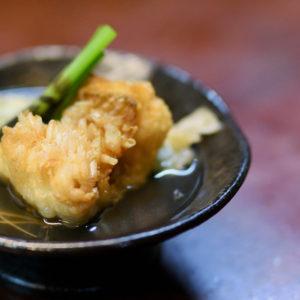 タイの天ぷら