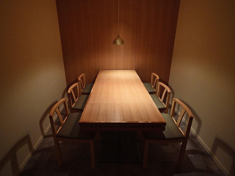 天ぷら個室
